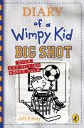 Diary of a Wimpy Kid: Big Shot (Book 16) (Hb) -2021.11.20.