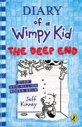 Diary of a Wimpy Kid: The Deep End PB (Book 15) (PB) 2022.01.27