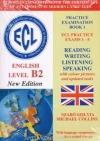 Ecl English Level B2 Practice Exams 1-5 *New +Updated Tasks