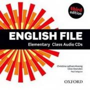 English File 3E Elementary Class Audio Cd