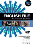 English File 3E Pre-Int Class Dvd