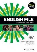 English File 3E Inter Class Audio Dvd