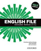 English File 3E Inter Workbook With Key
