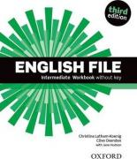 English File 3E Inter Workbook Without Key