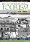 English For International Tourism Upper-Int.Wb+Key+Audio Cd*