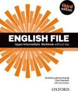 English File 3E Upper-Int WB Without Key (Kulcs Nélküli Mf)