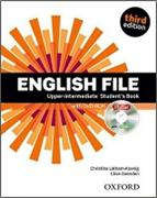 English File 3E Upper-Int Student's Book With Itutor