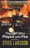 The Girl Who Played With Fire Film Tie-In