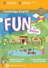 Fun For Starters SB.+Audio & Online Activities 3Rd Ed.