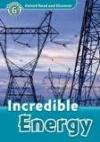 Incredible Energy Audio Cd Pack (Read and Discover 6)