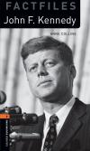John F. Kennedy - Obw Factfile Level 2
