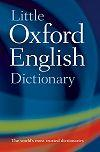 Little Oxford English Dictionary 9E Hb*