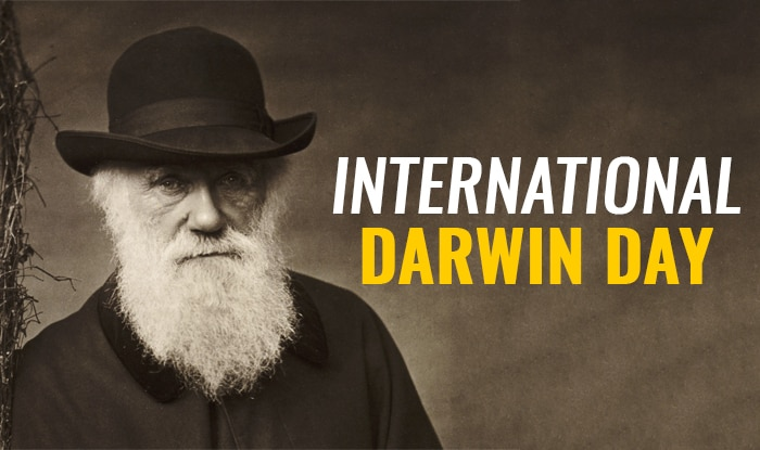 Happy Birthday Charles Darwin!